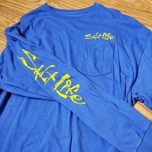 Men's Salt Life Longsleeve Shirt